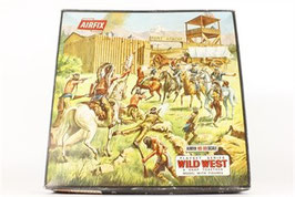 Airfix  H0-00 Scale No. 1650 Wild West Playset Series - sehr selten...