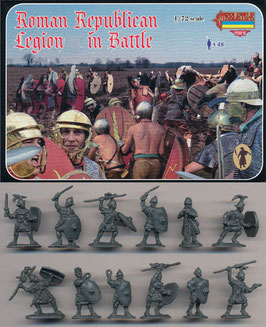 STRELETS M079 ROMAN REPUBLICAN LEGION IN BATTLE