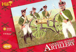 HÄT 8010 Napoleonic Russian Artillery - Secondhand