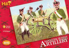 HÄT 8010 Napoleonic Russian Artillery - Secondhand