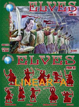 DARK ALLIANCE ALL72006 ELVES SET 3