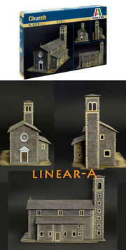 ITALERI 6174 CHURCH / KIRCHE