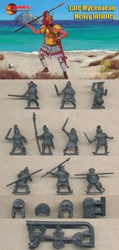 MARS 72085 LATE MYCENAEAN HEAVY INFANTRY