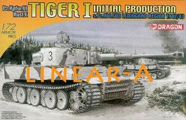 DRAGON 7376 Tiger I Pz.Kpfw.VIAusf.E erste Auslieferung Leningr. 1942/43