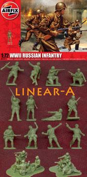 AIRFIX A01717 WWII Russian Infantry - SONDERPREIS SOLANGE VORRAT