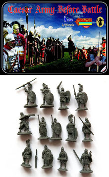 STRELETS M088 CAESAR ARMY BEFORE BATTLE