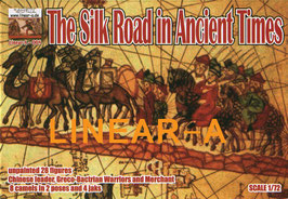 LINEAR-A 008 THE SILK ROAD IN ANCIENT TIMES