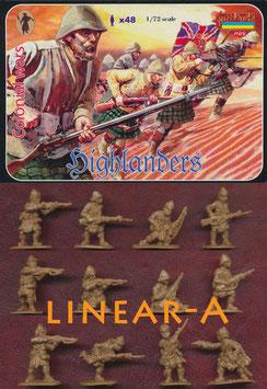 STRELETS M051 Highlanders 1898-1902