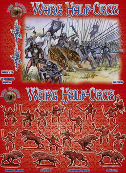 DARK ALLIANCE ALL 72018 WARG-HALF-ORCS