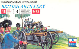 ESCI #233 British Artillery - Secondhand