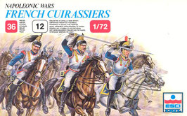ESCI #235 French Cuirassiers - Secondhand
