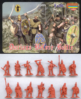 STRELETS M040 DACIANS BEFORE BATTLE