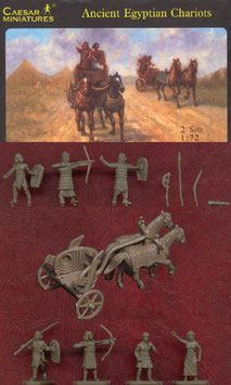CAESAR H024 ANCIENT EGYPTIAN CHARIOTS