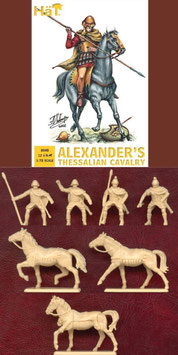 HÄT 8048 ALEXANDER'S THESSALIAN CAVALRY
