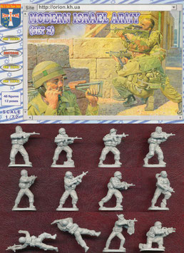 ORION 72040 MODERN ISRAEL ARMY SET 2
