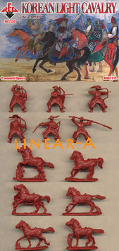 REDBOX 72120 Korean Light Cavalry 16th-17th
