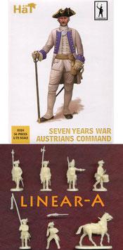 HÄT 8324 7 YW AUSTRIAN COMMAND