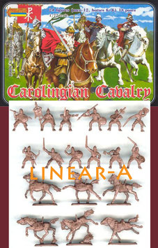 STRELETS 008 CAROLINGIAN CAVALRY