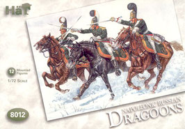 HÄT 8012 Napoleonic Russian Dragoons - Secondhand