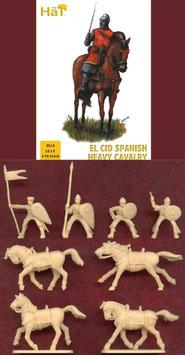 HÄT 8213 EL CID SPANISH HEAVY CAVALRY