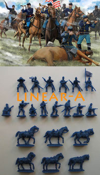 STRELETS 151 US Cavalry Gettisburg