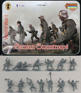 STRELETS M055 WWI GERMAN STORMTROOPS