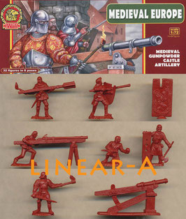 ULTIMA RATIO UR010 Medieval Gunpowder Castle Artillery
