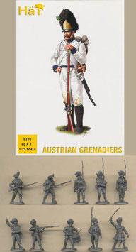 HÄT 8198 NAPOLEONIC AUSTRIAN GRENADIERS