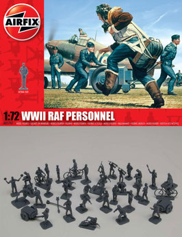 AIRFIX A01747 WWII RAF Personnel 1:72