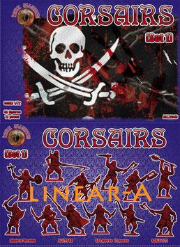 DARK ALLIANCE ALL 72043 Corsairs Set 1
