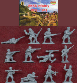 STRELETS M031 EARLY RED ARMY INFANTRY