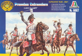 ITALERI 6007 Napoleonic Prussian Cuirassiers - Secondhand