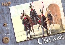 HÄT 8005 Napoleonic Prussian Uhlans - Secondhand
