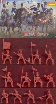 STRELETS 036 Crimean War British Lancers (re-issue)