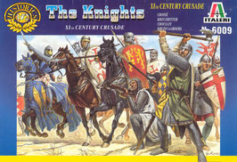 ITALERI 6009 The Knights - Secondhand