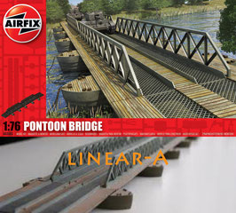AIRFIX A03383 Pontoon Bridge 1:76
