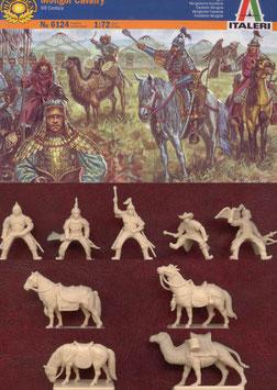 ITALERI 6124 XIII CENTURY MONGOL CAVALRY
