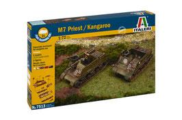 ITALERI M7 PRIEST / KANGAROO