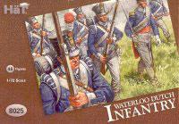 HÄT 8025 Waterloo Dutch Infantry - Secondhand