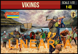 Strelets 250 Vikings