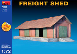 MINIART 72029  FREIGHT SHED 1:72