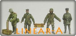 munich-Kits FHEW06 WWI Deutsche Artilleristen Set 2