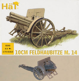 HÄT 8245 WWI AUSTRIAN 10cm