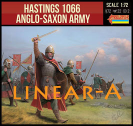 STRELETS 912 Hastings 1066 Anglo-Saxon Army