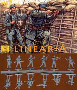 HÄT 8060 WWI Austrian Infantry