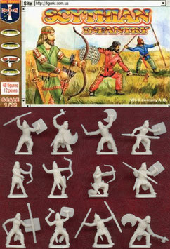 ORION 72025 SCYTHIANS INFANTRY VII-II B.C.