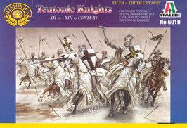 ITALERI 6019 Teutonic Knights - Secondhand