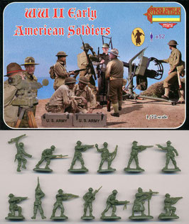 STRELETS M105 WWII EARLY AMERICAN INFANTRY