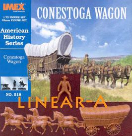 IMEX 518 CONESTOGA WAGON