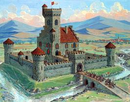ZVEZDA 8519 Royal Castle
